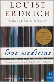 Book Cover for LOVE MEDICINE