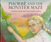Book Cover for PHOEBE AND THE MONSTER MAZE