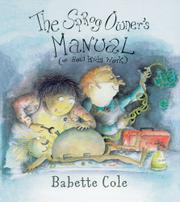 THE SPROG OWNER'S MANUAL by Babette Cole
