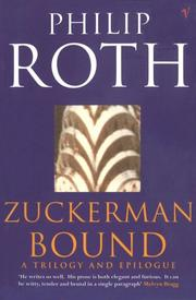 ZUCKERMAN BOUND by Philip Roth