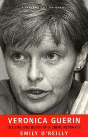 VERONICA GUERIN by Emily O'Reilly