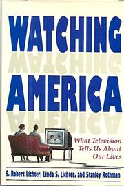 WATCHING AMERICA by Linda Lichter