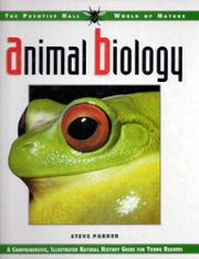 ANIMAL BIOLOGY by Steve Parker