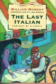 THE LAST ITALIAN by William Murray