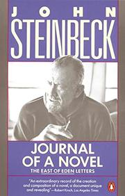 Cover art for JOURNAL OF A NOVEL
