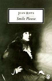 SMILE PLEASE by Jean Rhys