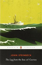 THE LOG FROM THE SEA OF CORTEZ by John Steinbeck