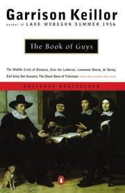 THE BOOK OF GUYS by Garrison Keillor