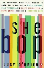 SHE BOP by Lucy O'Brien