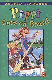 PIPPI GOES ON BOARD by Louis S. Glanzman