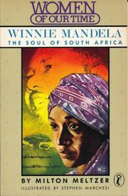 WINNIE MANDELA by Stephen Marchesi