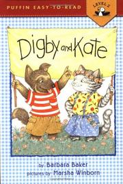 DIGBY AND KATE by Barbara Baker