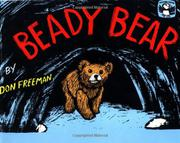BEADY BEAR by Don Freeman