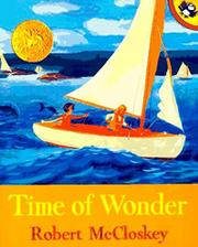 TIME OF WONDER by Robert McCloskey