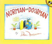 Book Cover for NORMAN THE DOORMAN