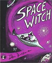 SPACE WITCH by Don Freeman