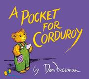 Cover art for A POCKET FOR CORDUROY