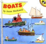 BOATS by Anne Rockwell