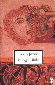 FINNEGANS WAKE by James Joyce