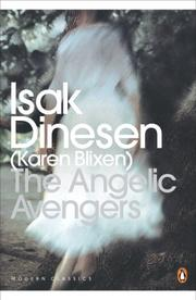 Cover art for THE ANGELIC AVENGERS