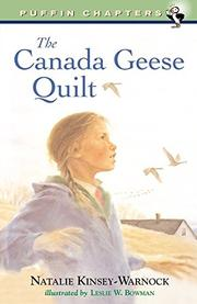 THE CANADA GEESE QUILT by Natalie Kinsey-Warnock