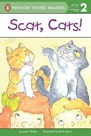 """SCAT, CATS!"" by Joan Holub"