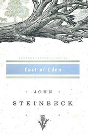 Cover art for EAST OF EDEN
