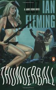 Book Cover for THUNDERBALL