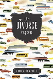 Book Cover for THE DIVORCE EXPRESS