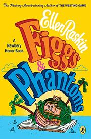 Cover art for FIGGS & PHANTOMS