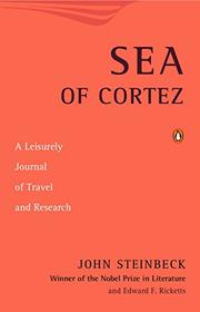 SEA OF CORTEZ by Edward F. Ricketts