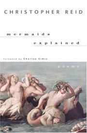 MERMAIDS EXPLAINED by Christopher Reid