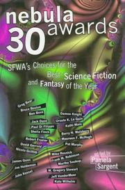 NEBULA AWARDS 30 by Pamela Sargent