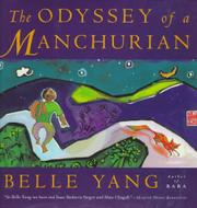 Cover art for THE ODYSSEY OF A MANCHURIAN