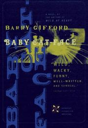 BABY CAT-FACE by Barry Gifford