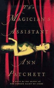 Cover art for THE MAGICIAN'S ASSISTANT