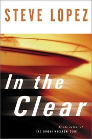 Book Cover for IN THE CLEAR