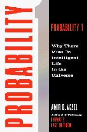 PROBABILITY 1 by Amir D. Aczel
