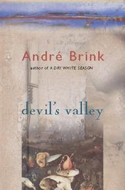 Cover art for DEVIL'S VALLEY