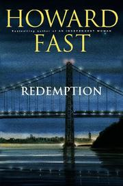 REDEMPTION by Howard Fast