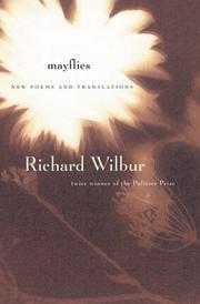 MAYFLIES by Richard Wilbur