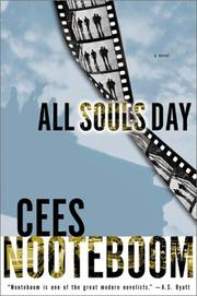 ALL SOULS' DAY by Cees Nooteboom