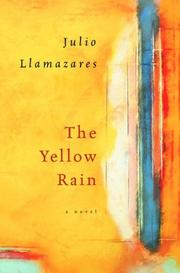 THE YELLOW RAIN by Julio Llamazares