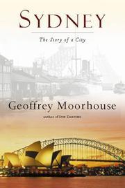 SYDNEY by Geoffrey Moorhouse
