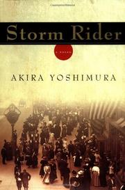 Book Cover for STORM RIDER