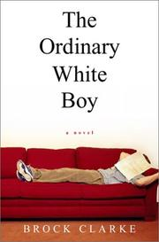 Book Cover for THE ORDINARY WHITE BOY