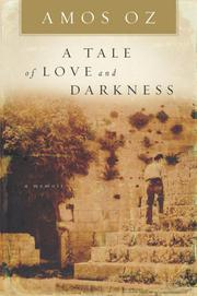 Cover art for A TALE OF LOVE AND DARKNESS