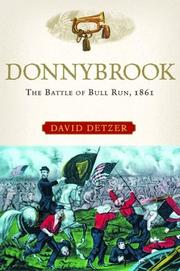 DONNYBROOK by David Detzer