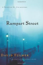 RAMPART STREET by David Fulmer