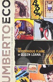 Cover art for THE MYSTERIOUS FLAME OF QUEEN LOANA